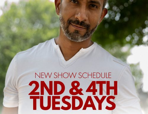 NEWS ALERT: New Schedule for the Teevee Marketing Show