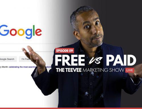 EP009- Free vs Paid Marketing