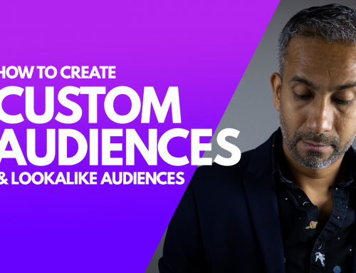 How to Create a Custom Audience & Lookalike Audience in Facebook Ads